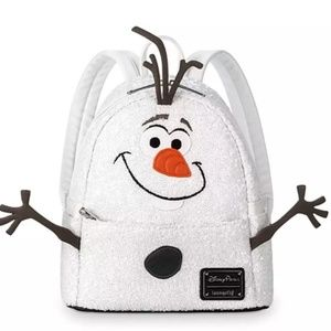 Loungefly Olaf mini backpack